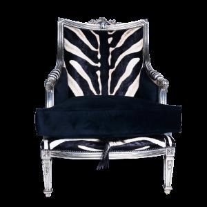 Zebra Chair Front